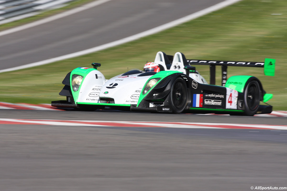 Pescarolo judd photo - 5