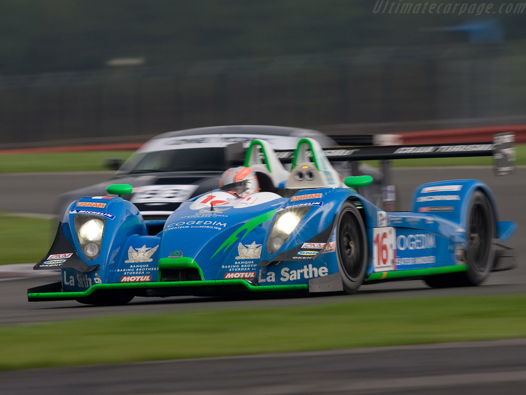 Pescarolo judd photo - 7