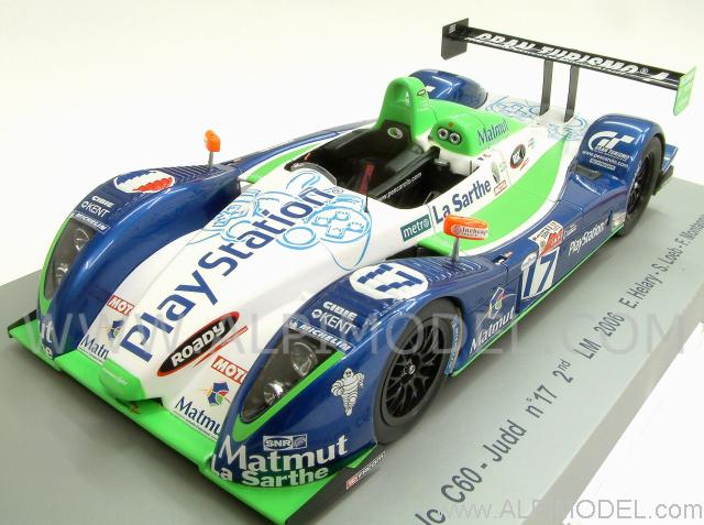 Pescarolo judd photo - 8