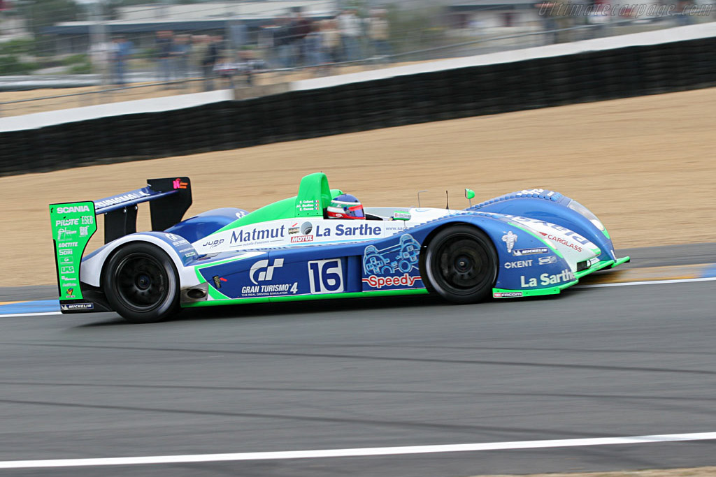 Pescarolo judd photo - 9