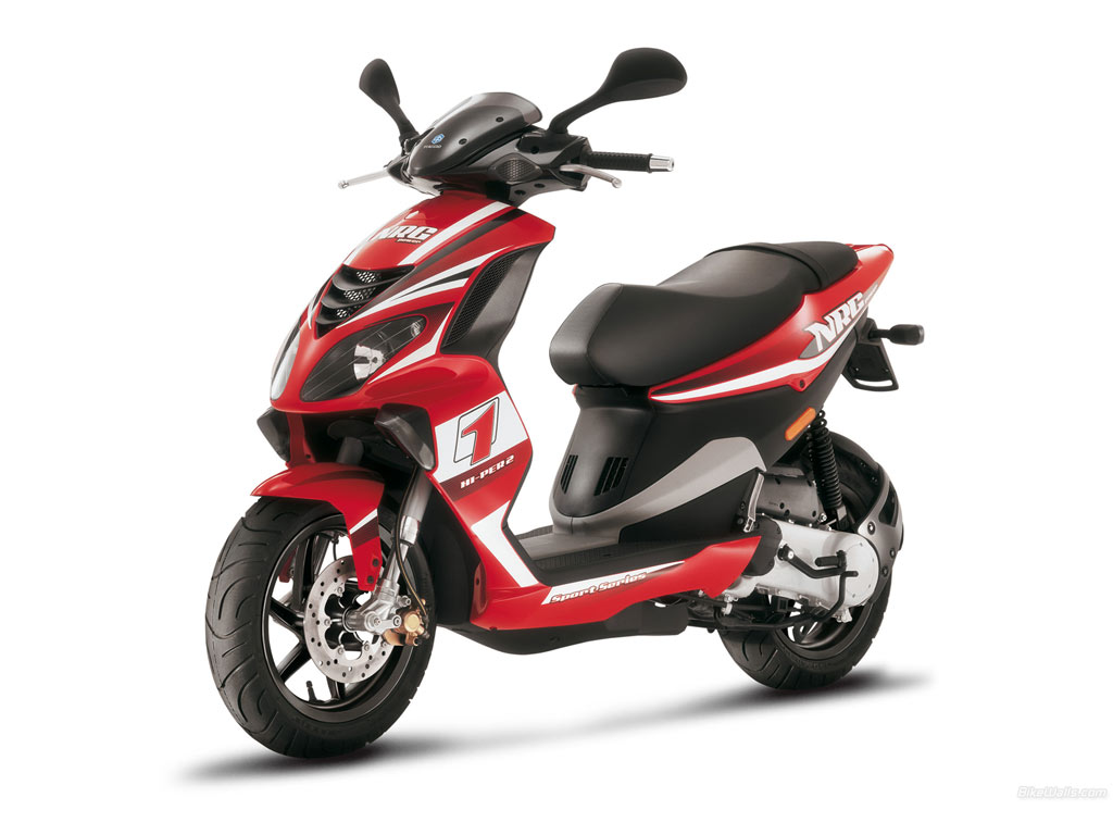 Piaggio nrg photo - 3