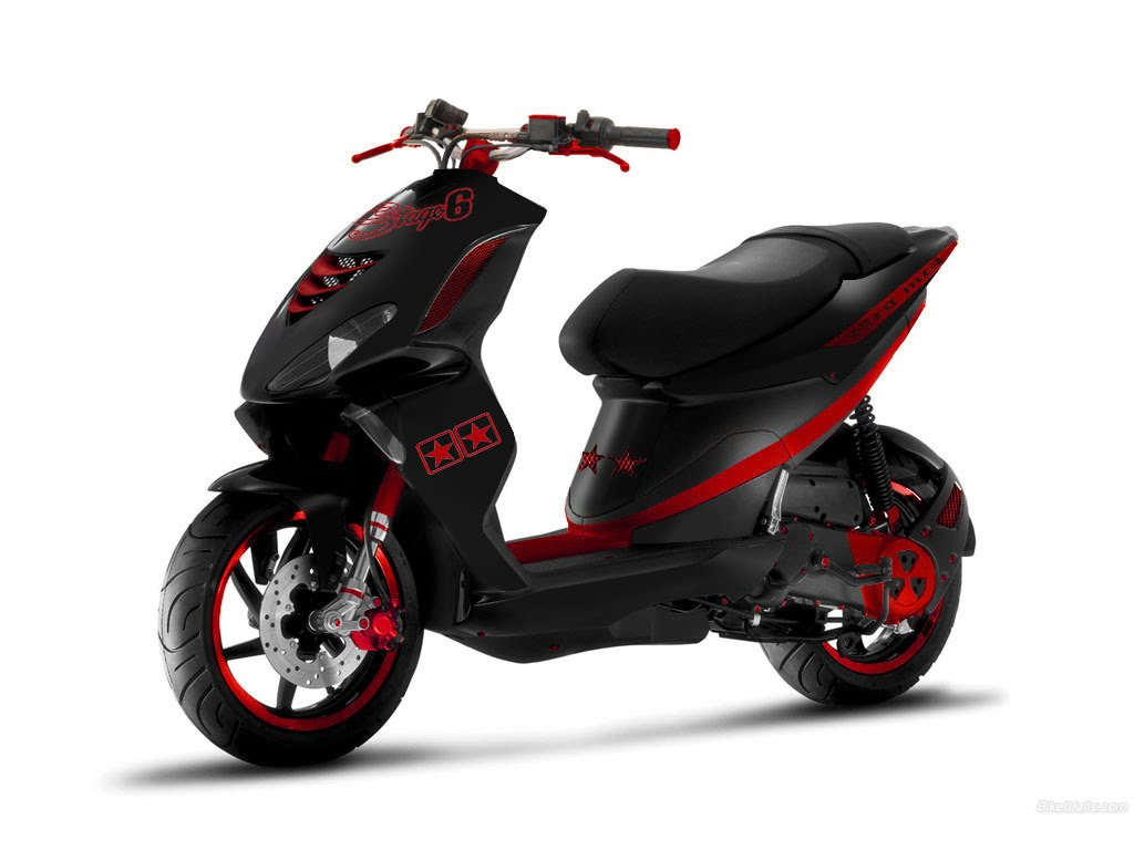 Piaggio nrg photo - 5