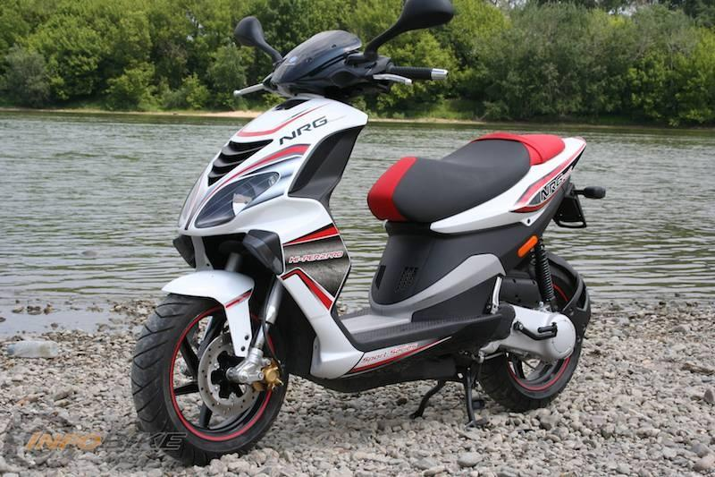 Piaggio nrg photo - 6