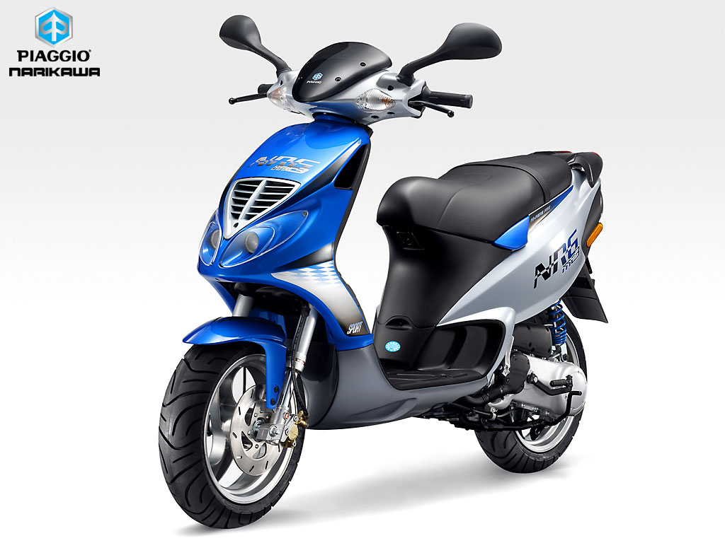 Piaggio nrg photo - 7