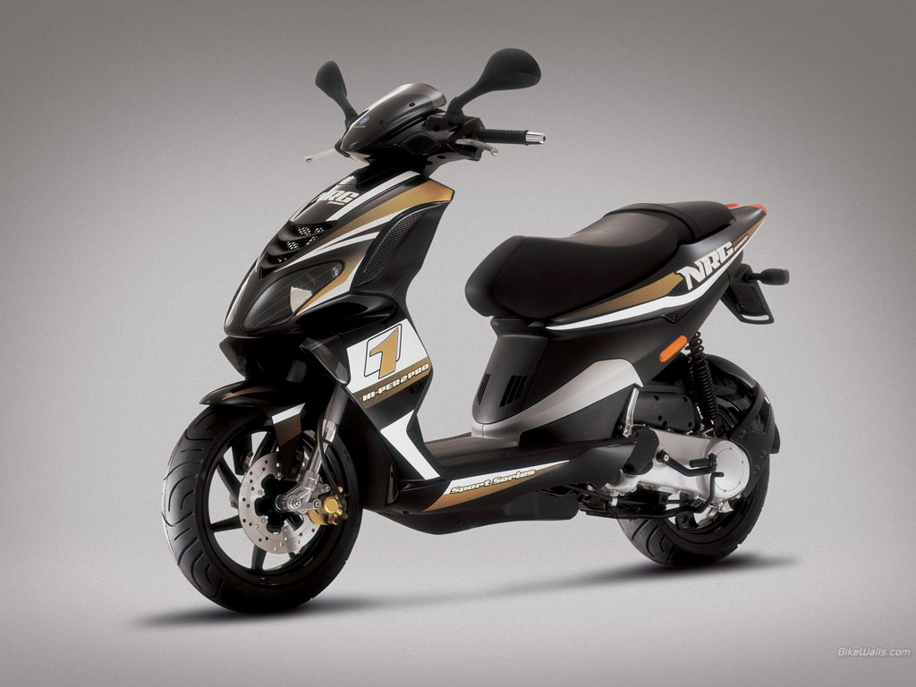Piaggio nrg photo - 9