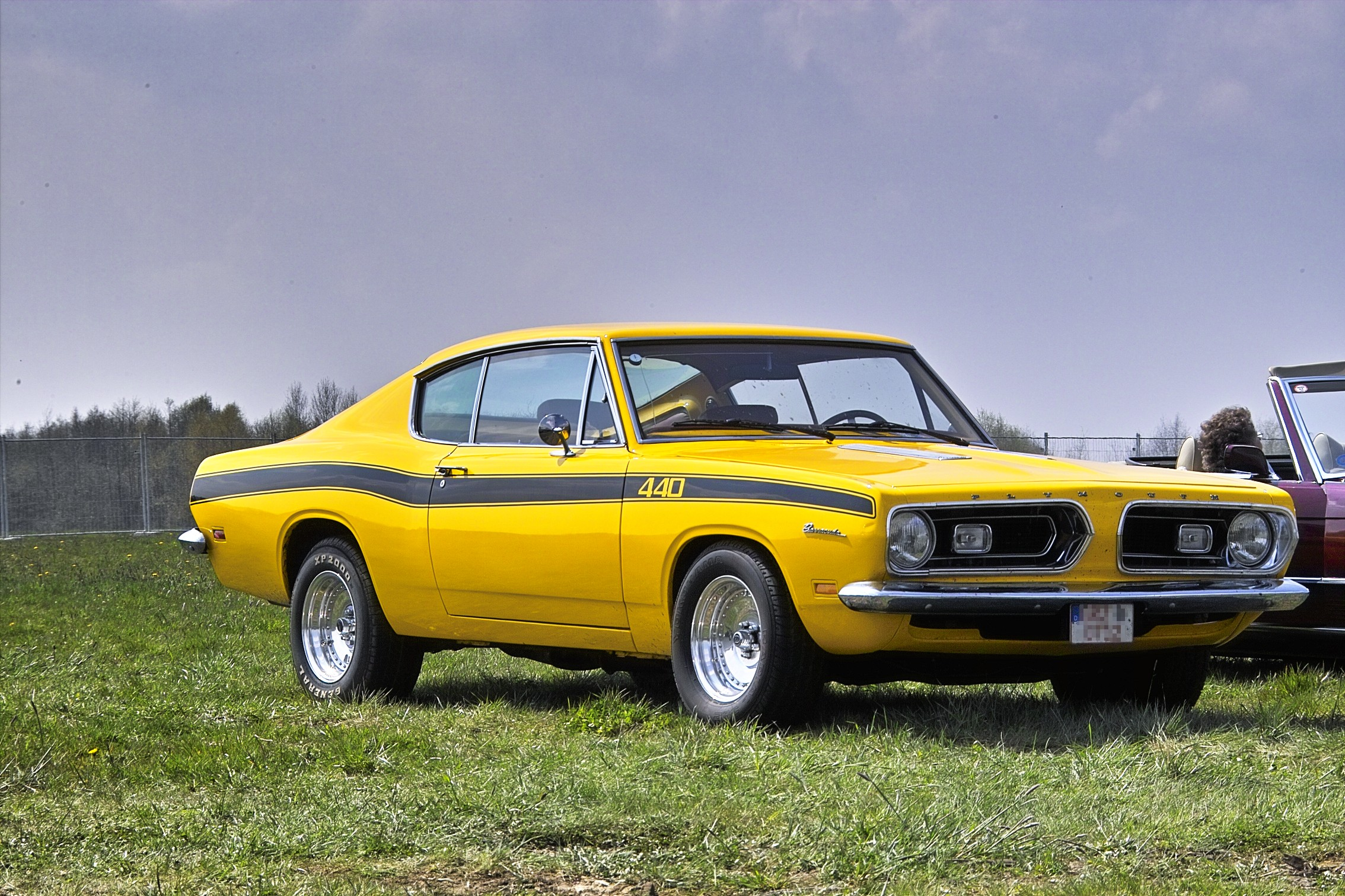 Plymouth barracuda photo - 3