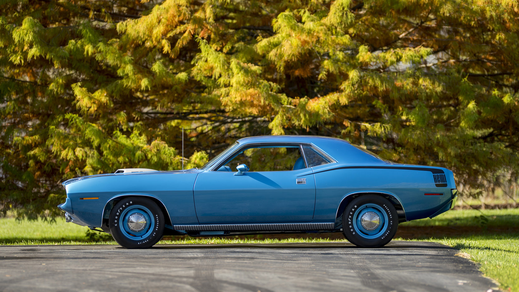 Plymouth barracuda photo - 5