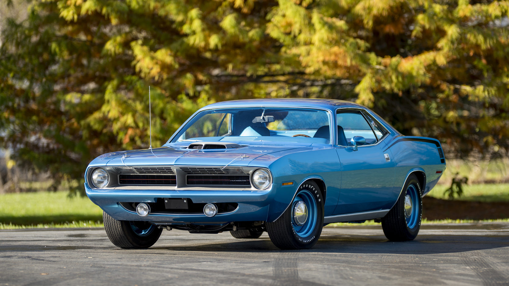 Plymouth barracuda photo - 6