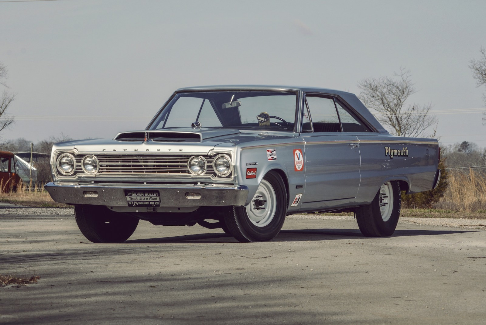 Plymouth belvedere photo - 10