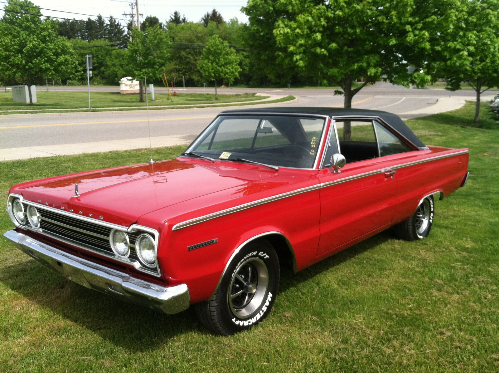 Plymouth belvedere photo - 2