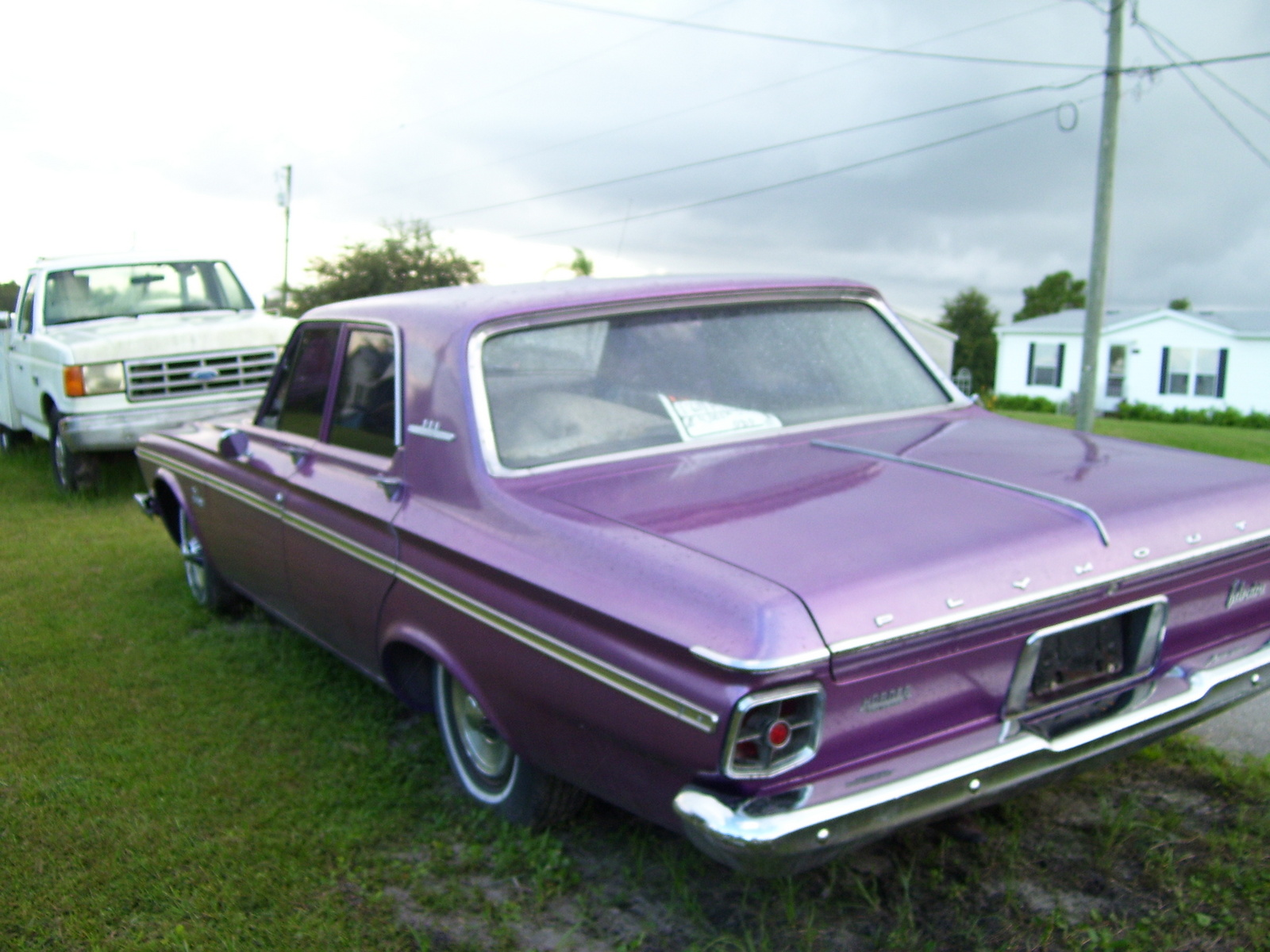 Plymouth belvedere photo - 3