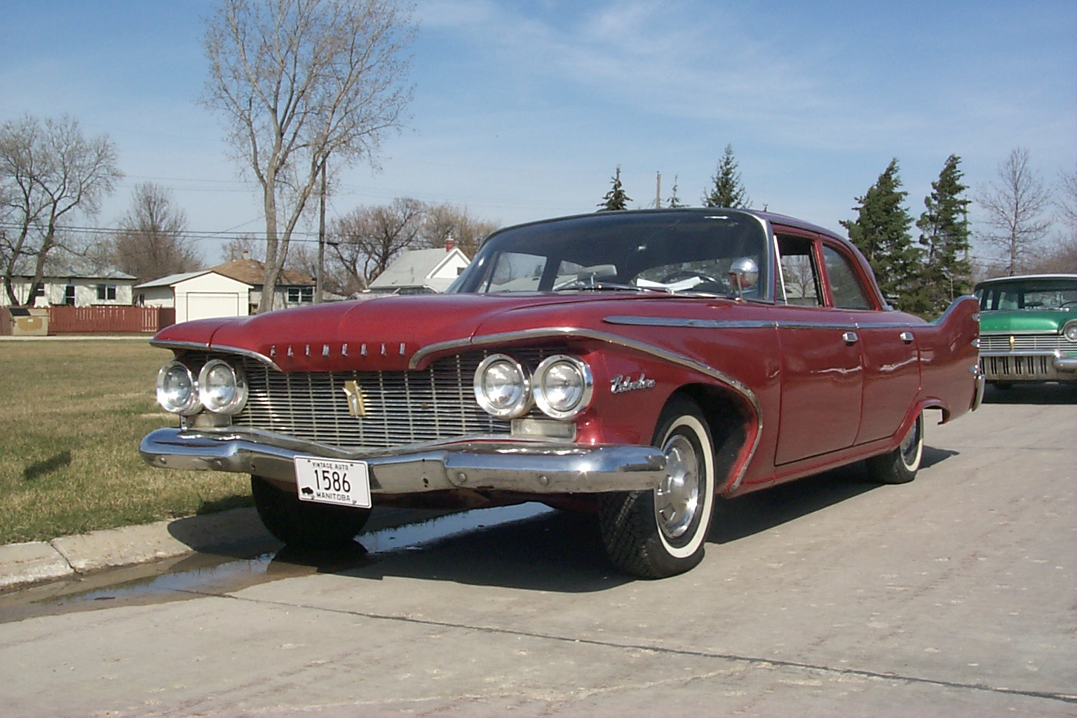 Plymouth belvedere photo - 4