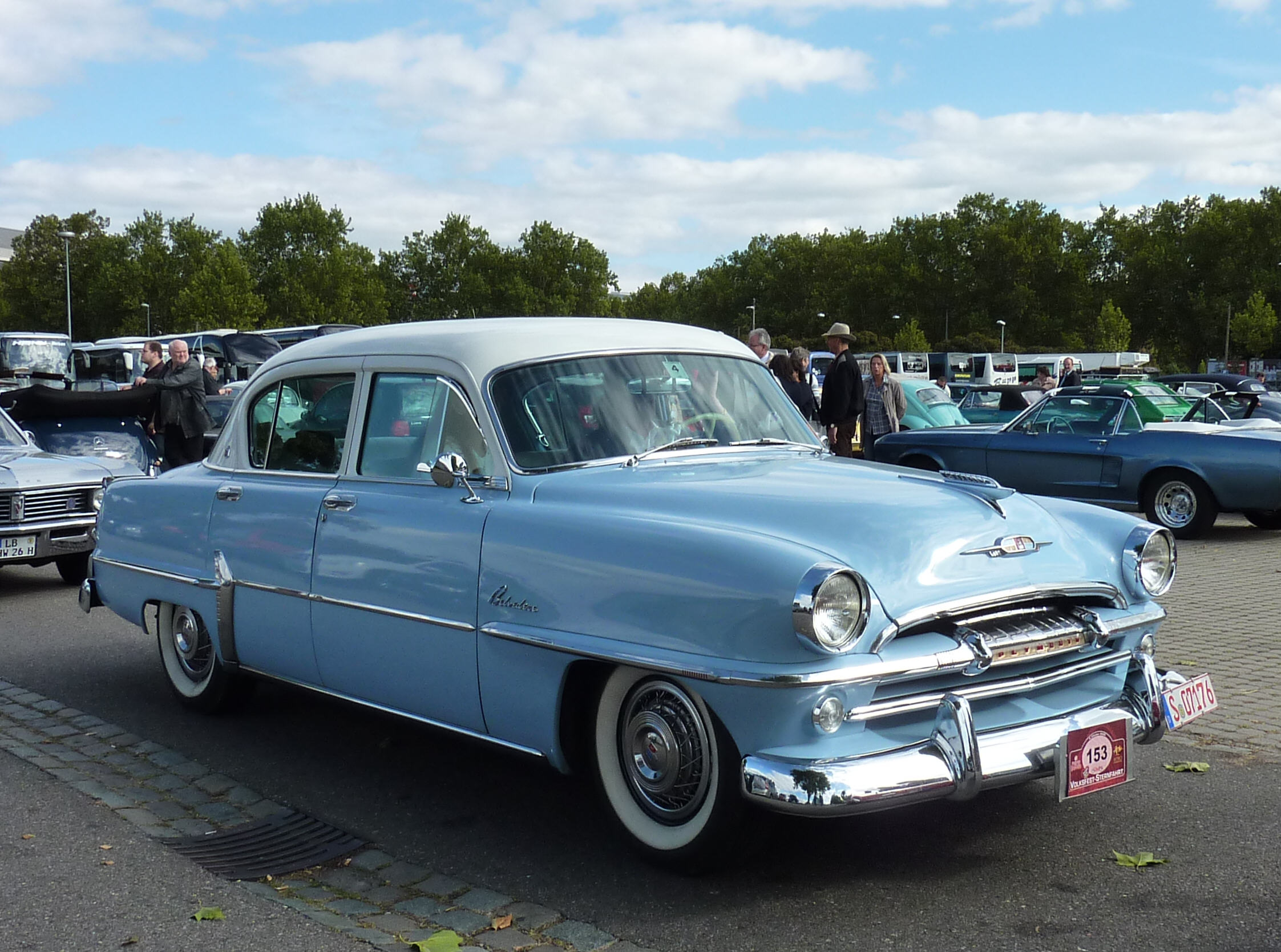 Plymouth belvedere photo - 9
