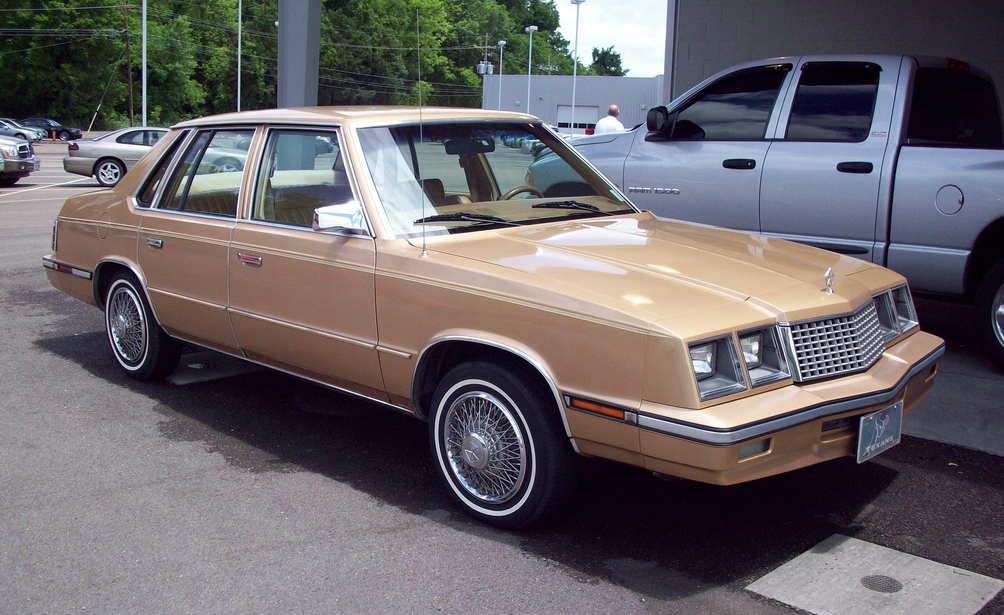 Plymouth caravelle photo - 1