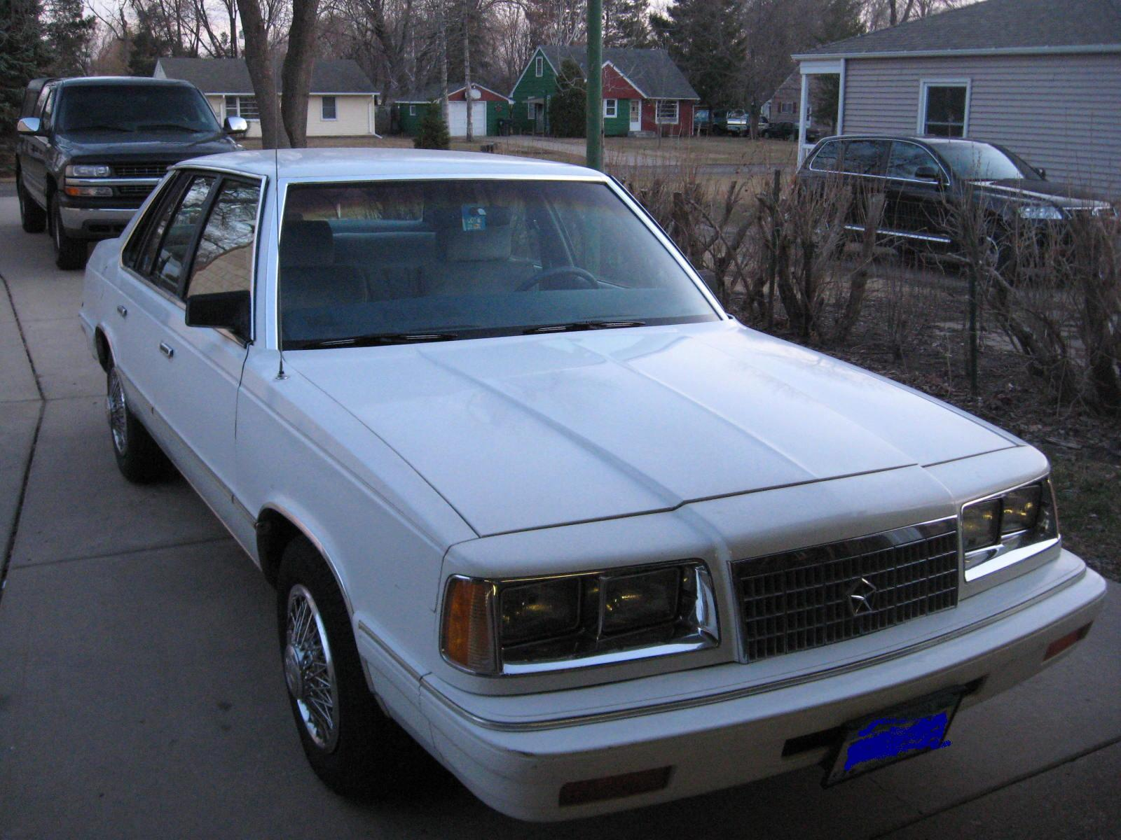 Plymouth caravelle photo - 4
