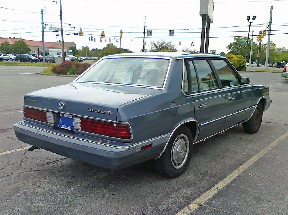 Plymouth caravelle photo - 7