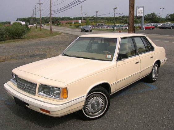 Plymouth caravelle photo - 9