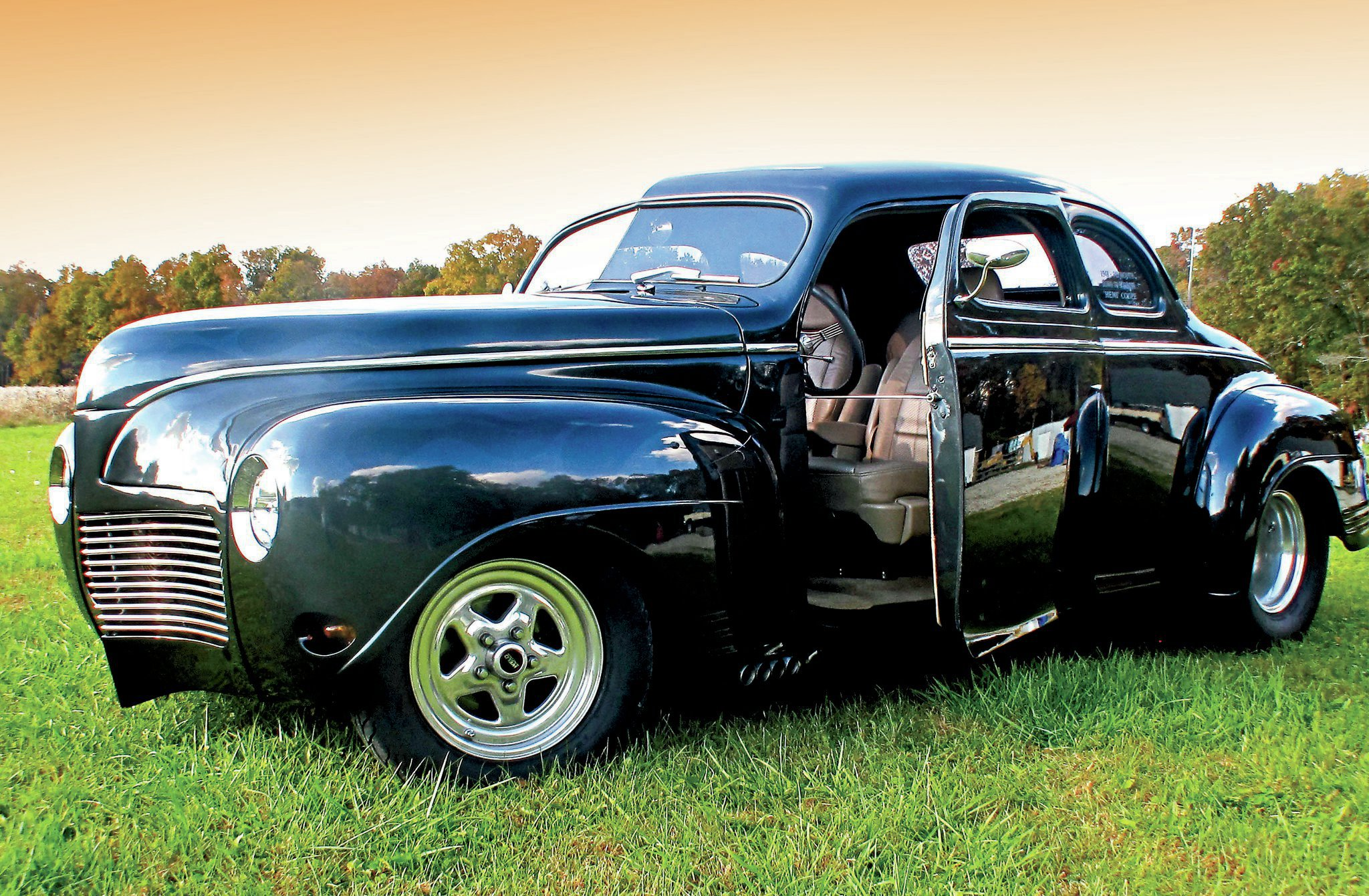 Plymouth Coupe Photo And Video Review Comments 1941 Pro Street 1