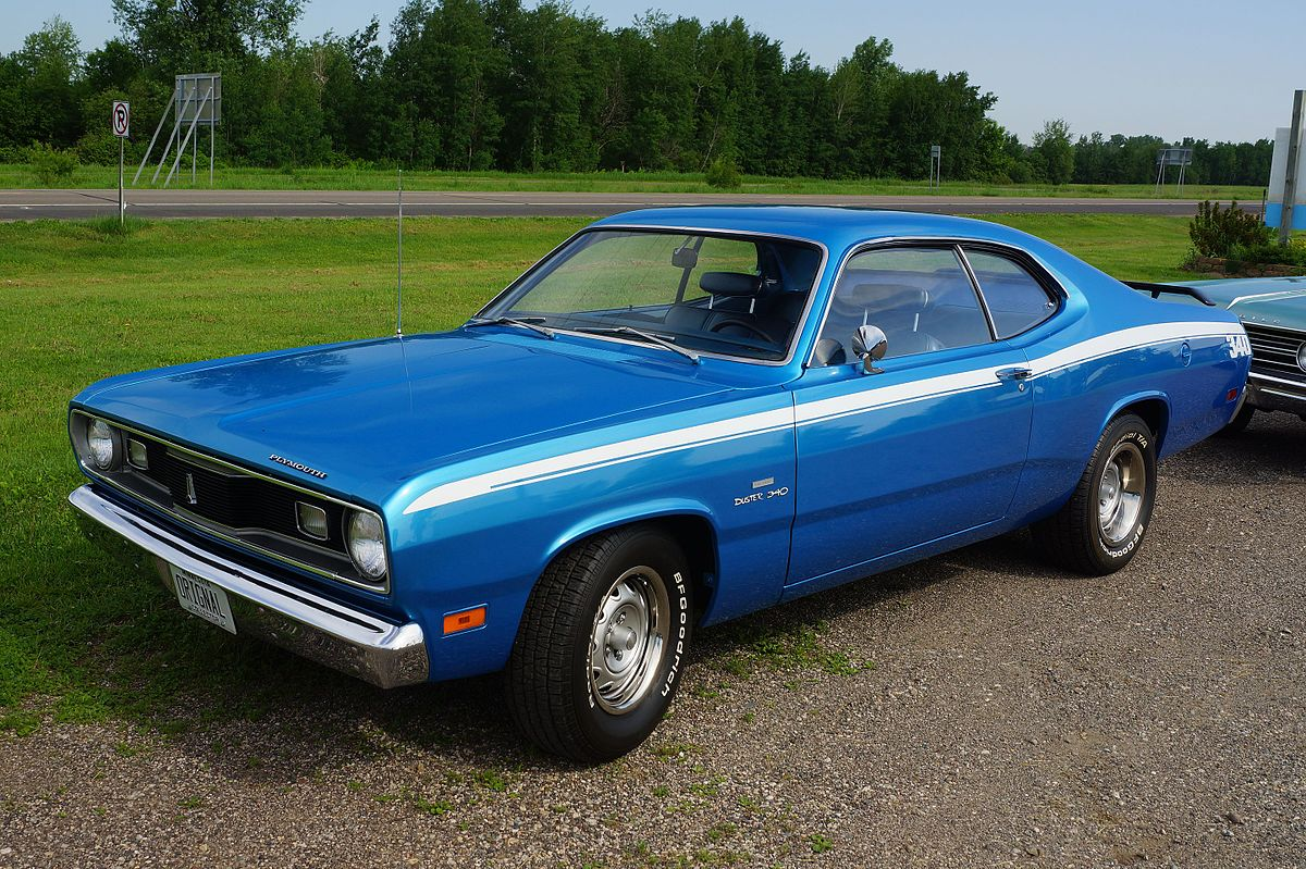 Plymouth duster photo - 1