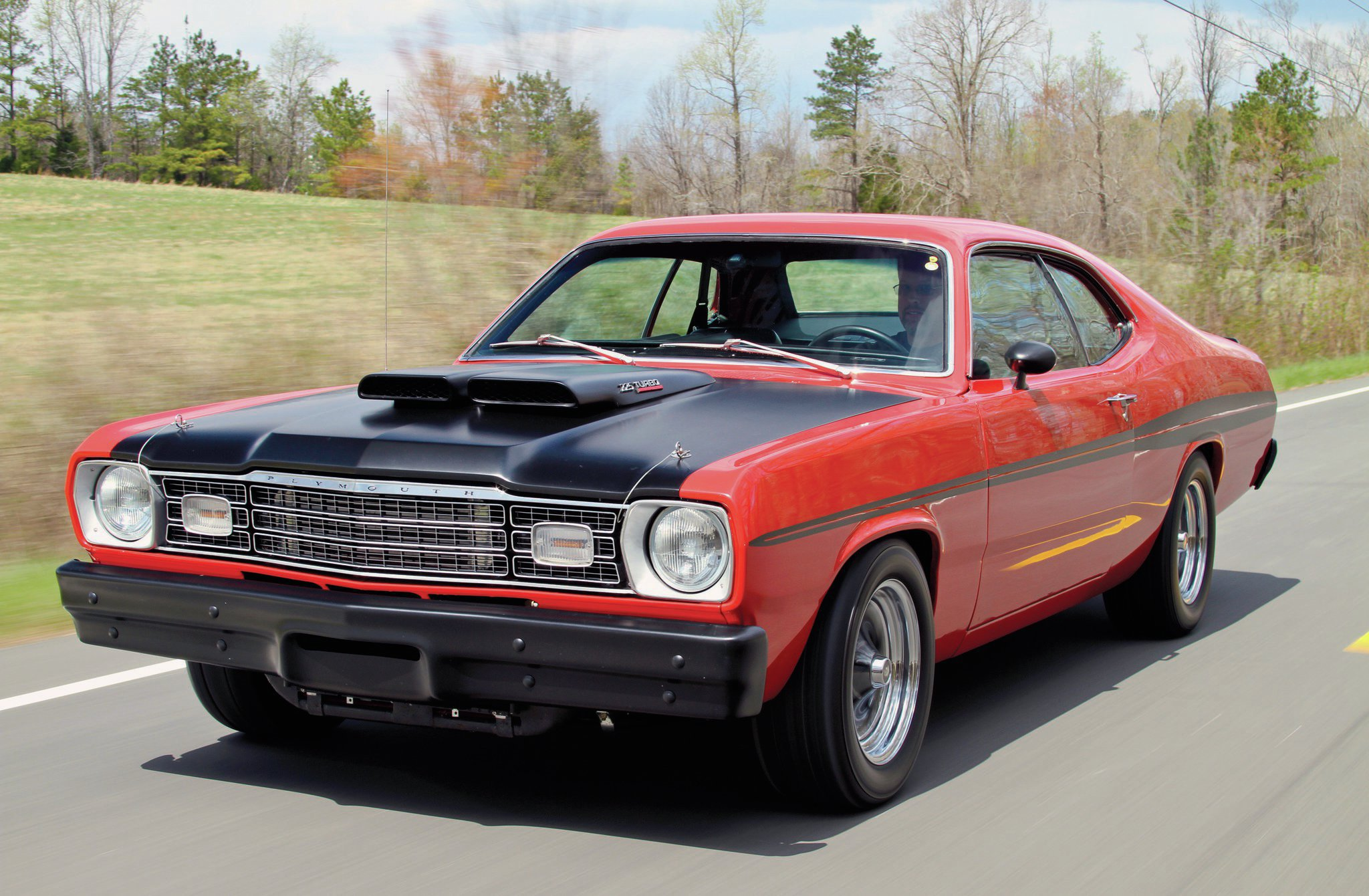 Plymouth duster photo - 2