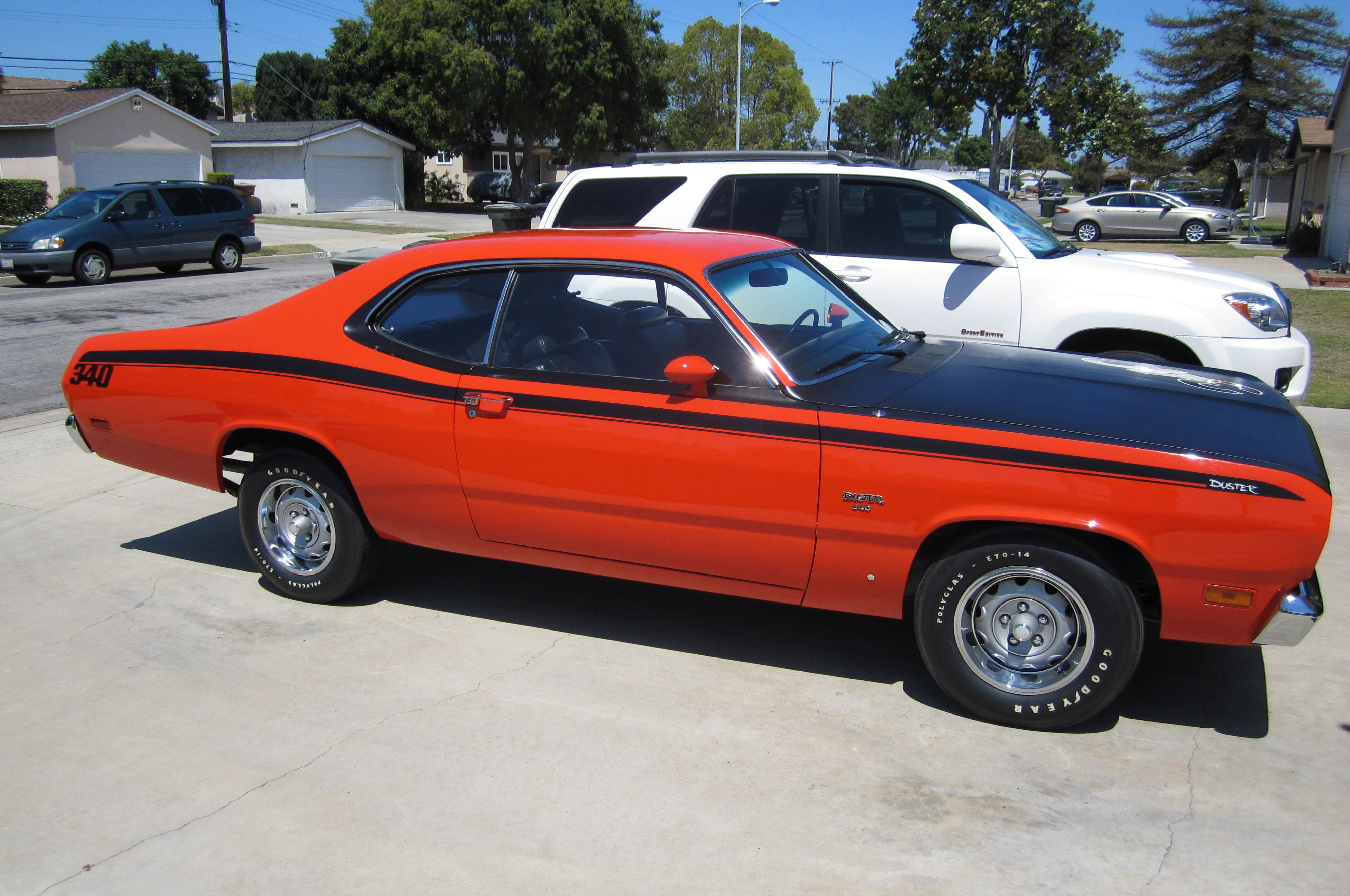 Plymouth duster photo - 3
