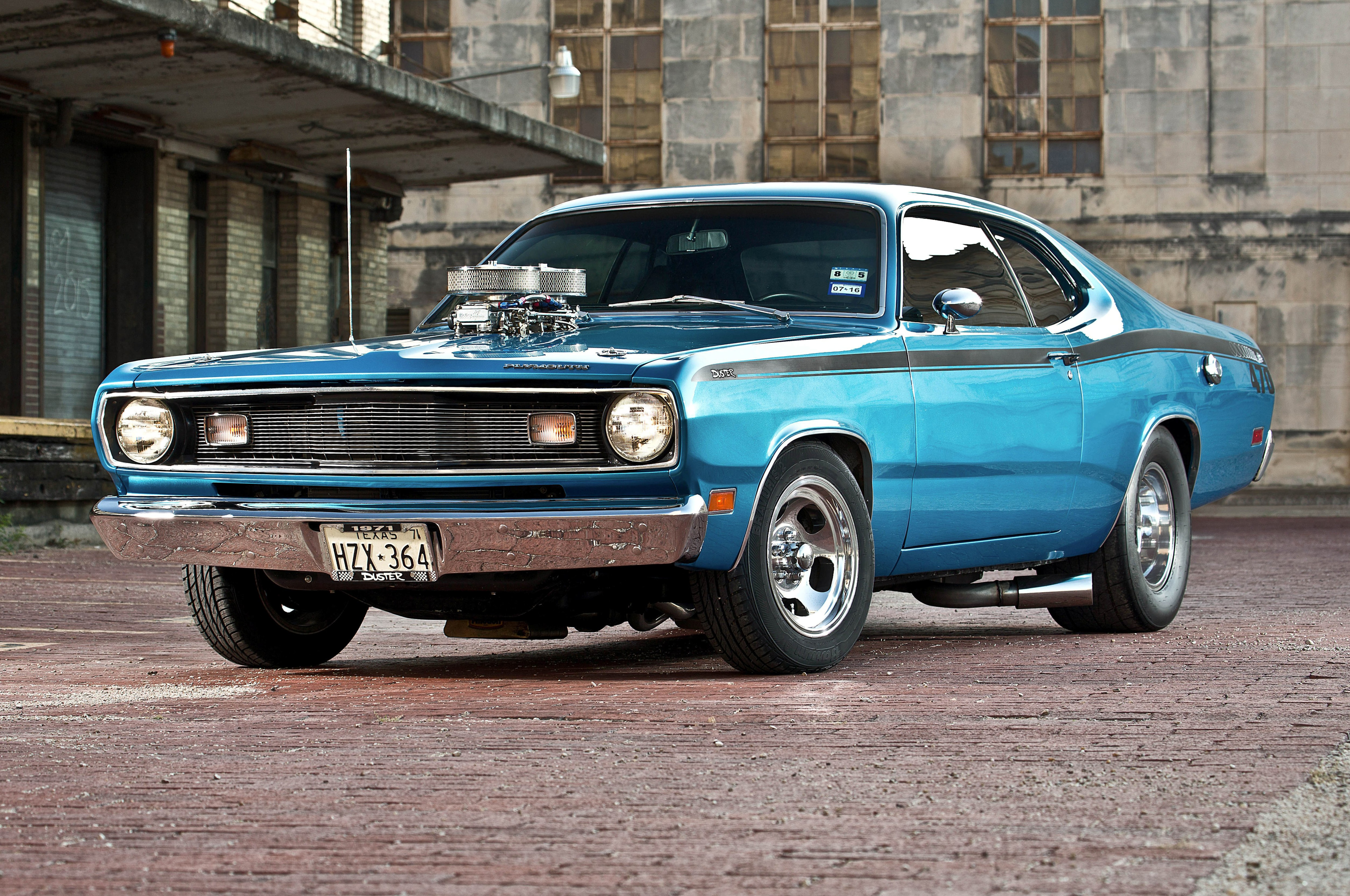 Plymouth duster photo - 4