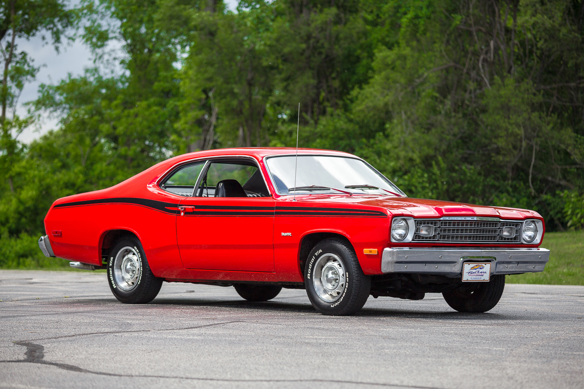 Plymouth duster photo - 7