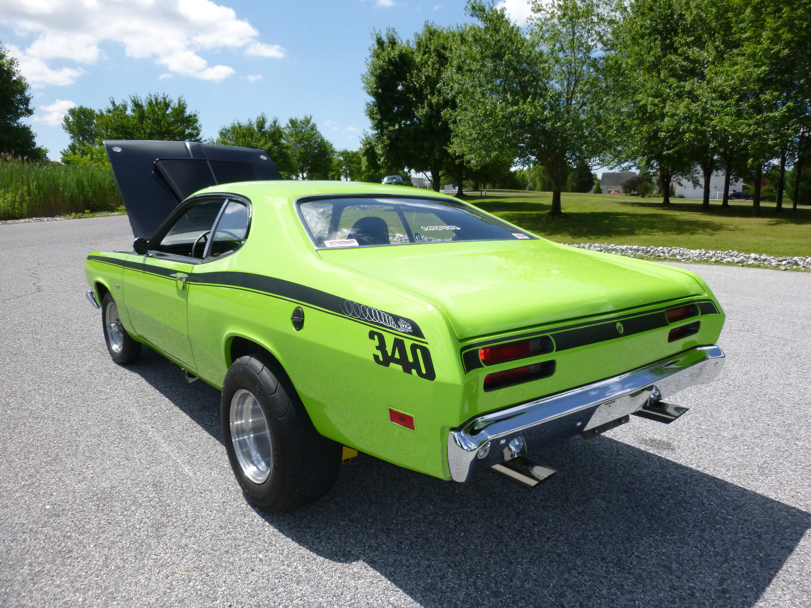 Plymouth duster photo - 8