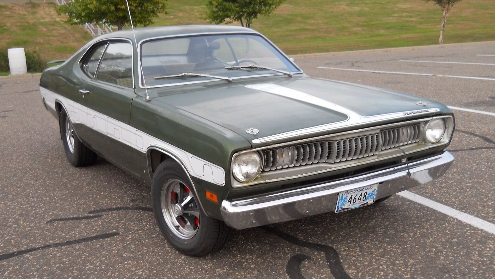 Plymouth duster photo - 9