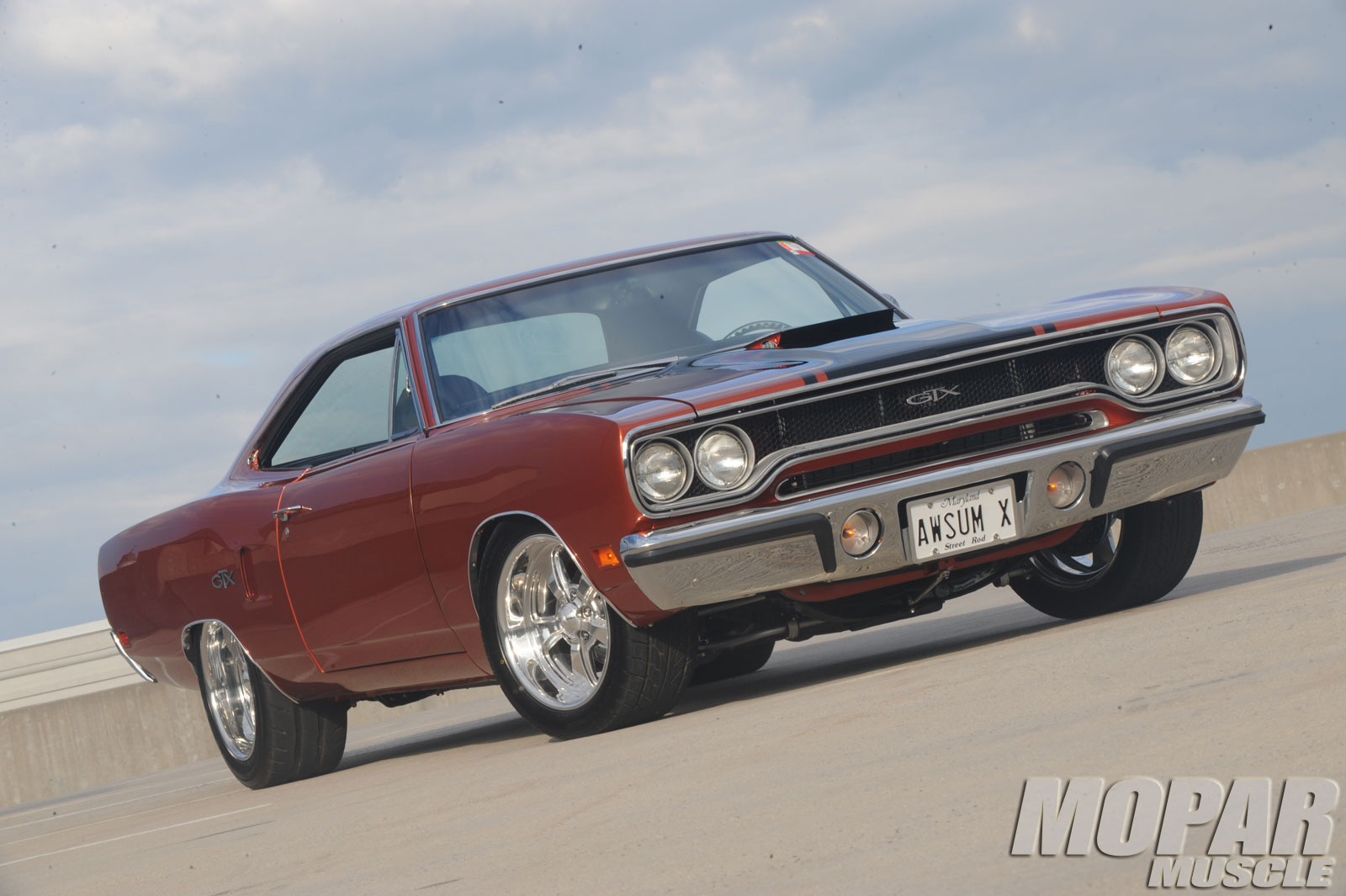 Plymouth gtx photo - 2
