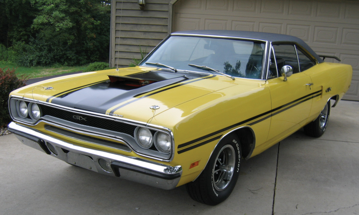 Plymouth gtx photo - 4