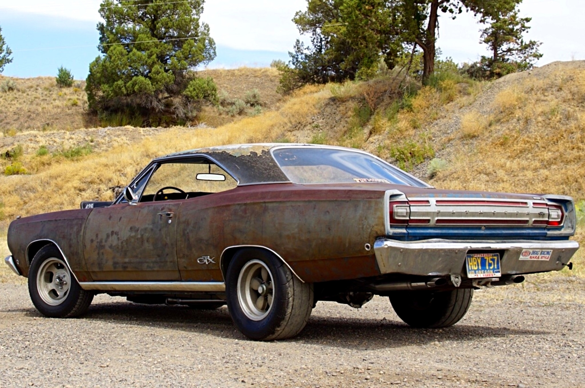 Plymouth gtx photo - 6