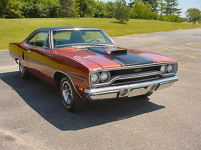 Plymouth gtx photo - 9