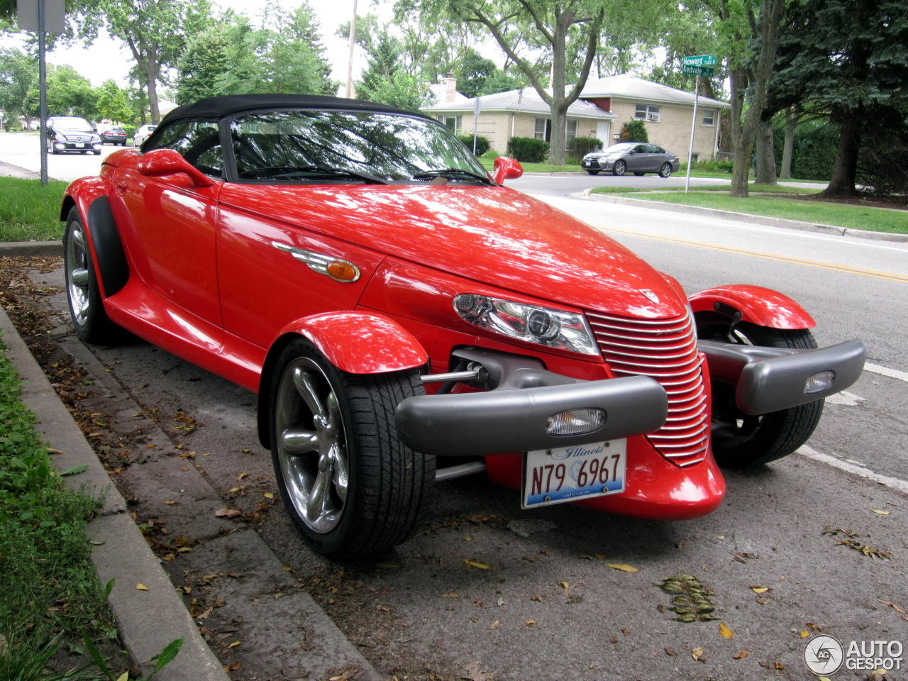 Plymouth prowler photo - 1