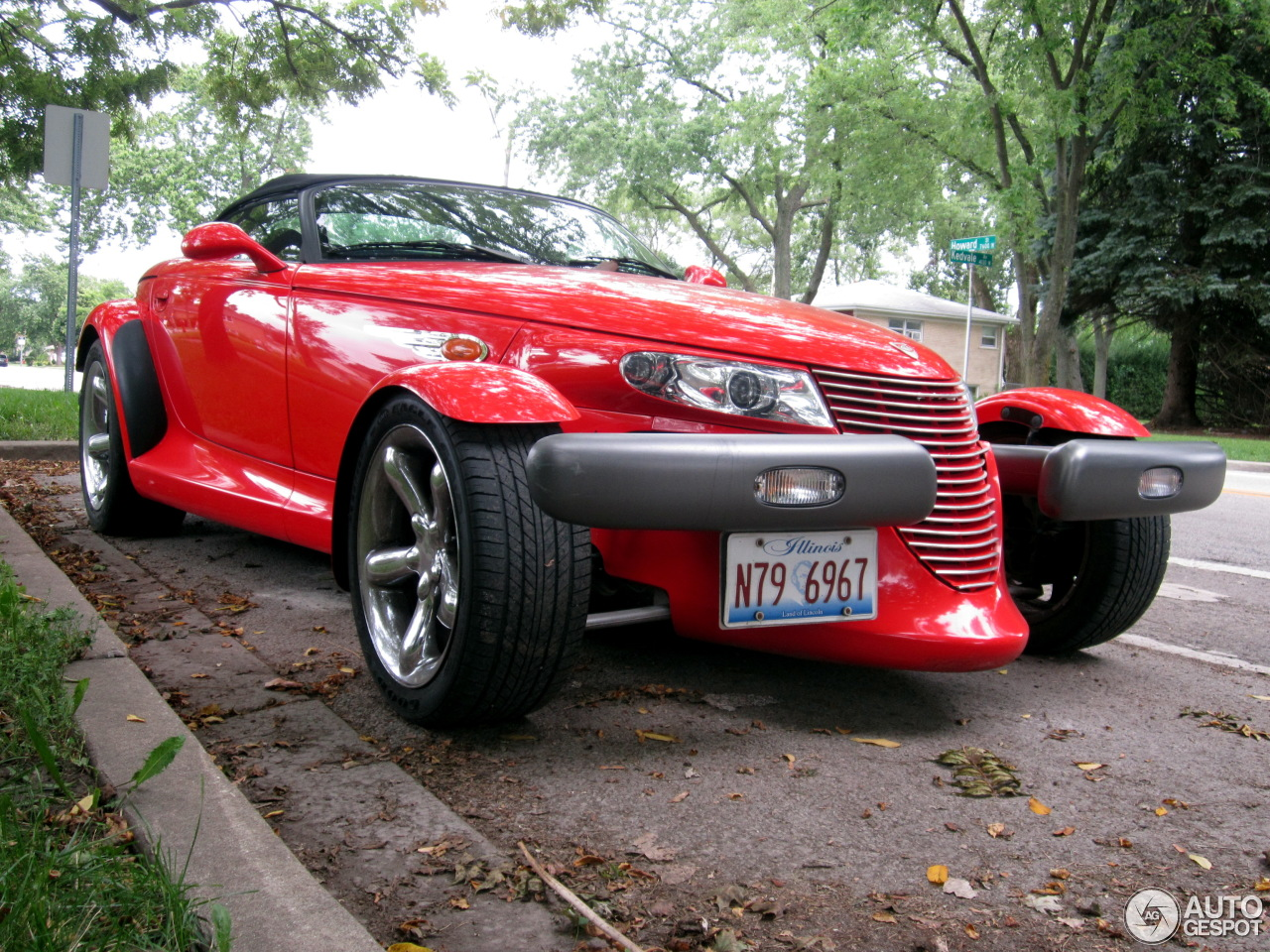 Plymouth prowler photo - 10