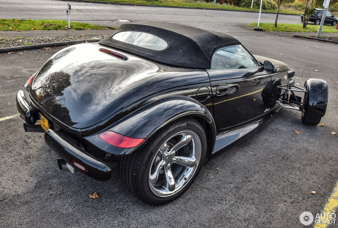 Plymouth prowler photo - 2