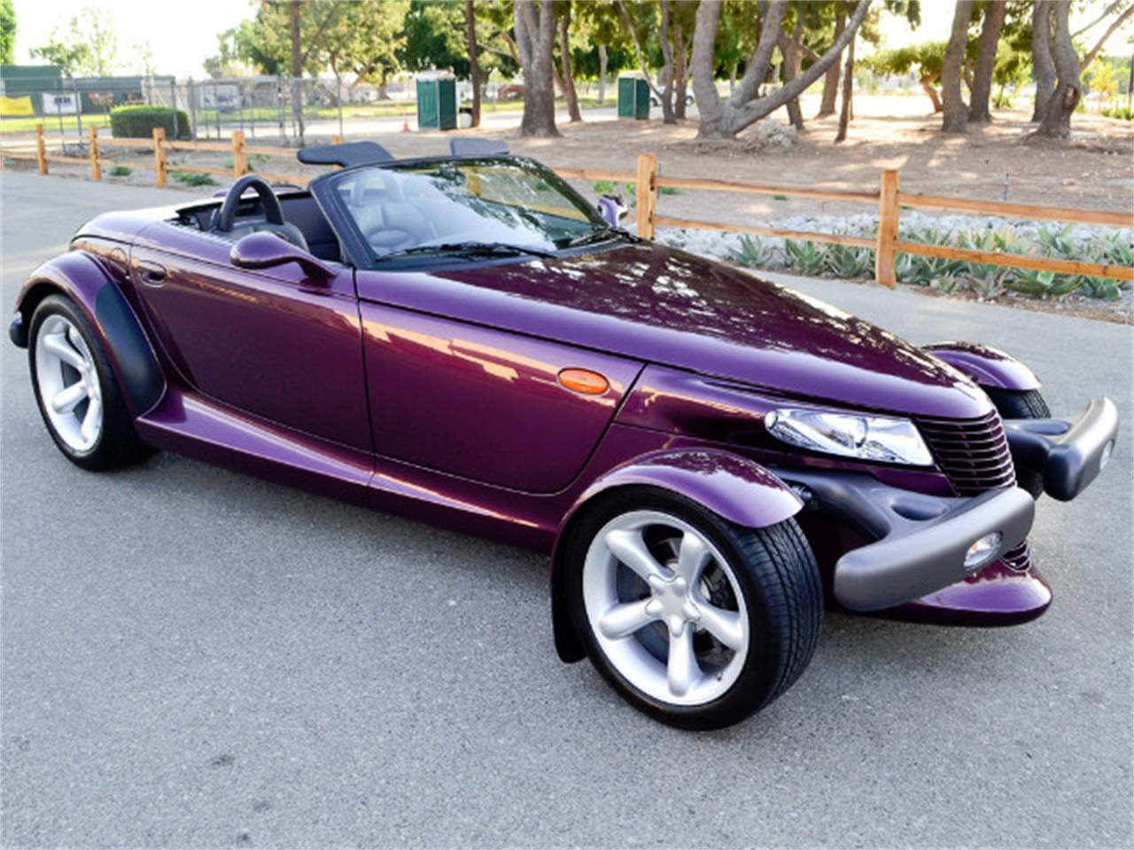Plymouth prowler photo - 3