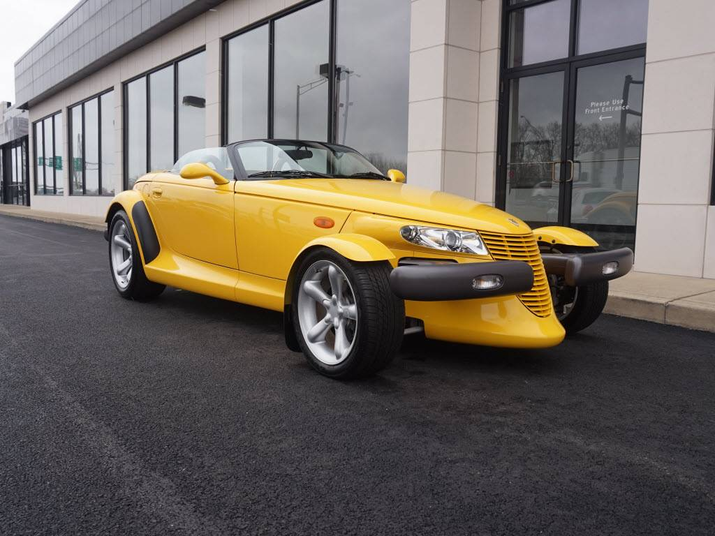 Plymouth prowler photo - 5