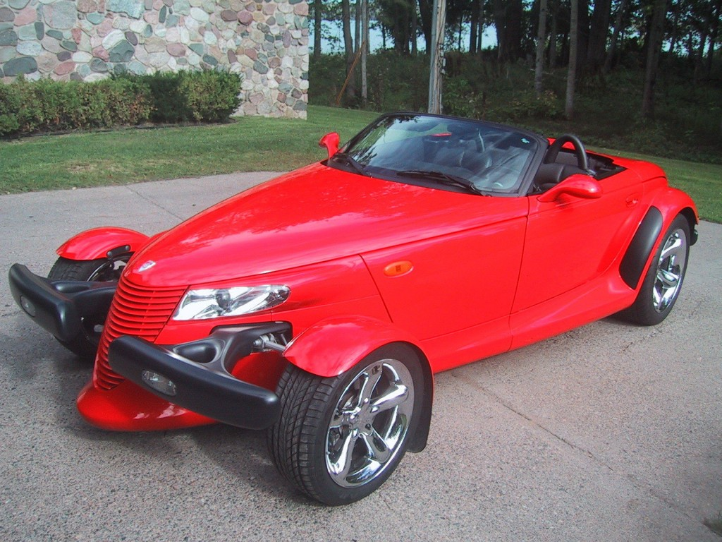 Plymouth prowler photo - 6