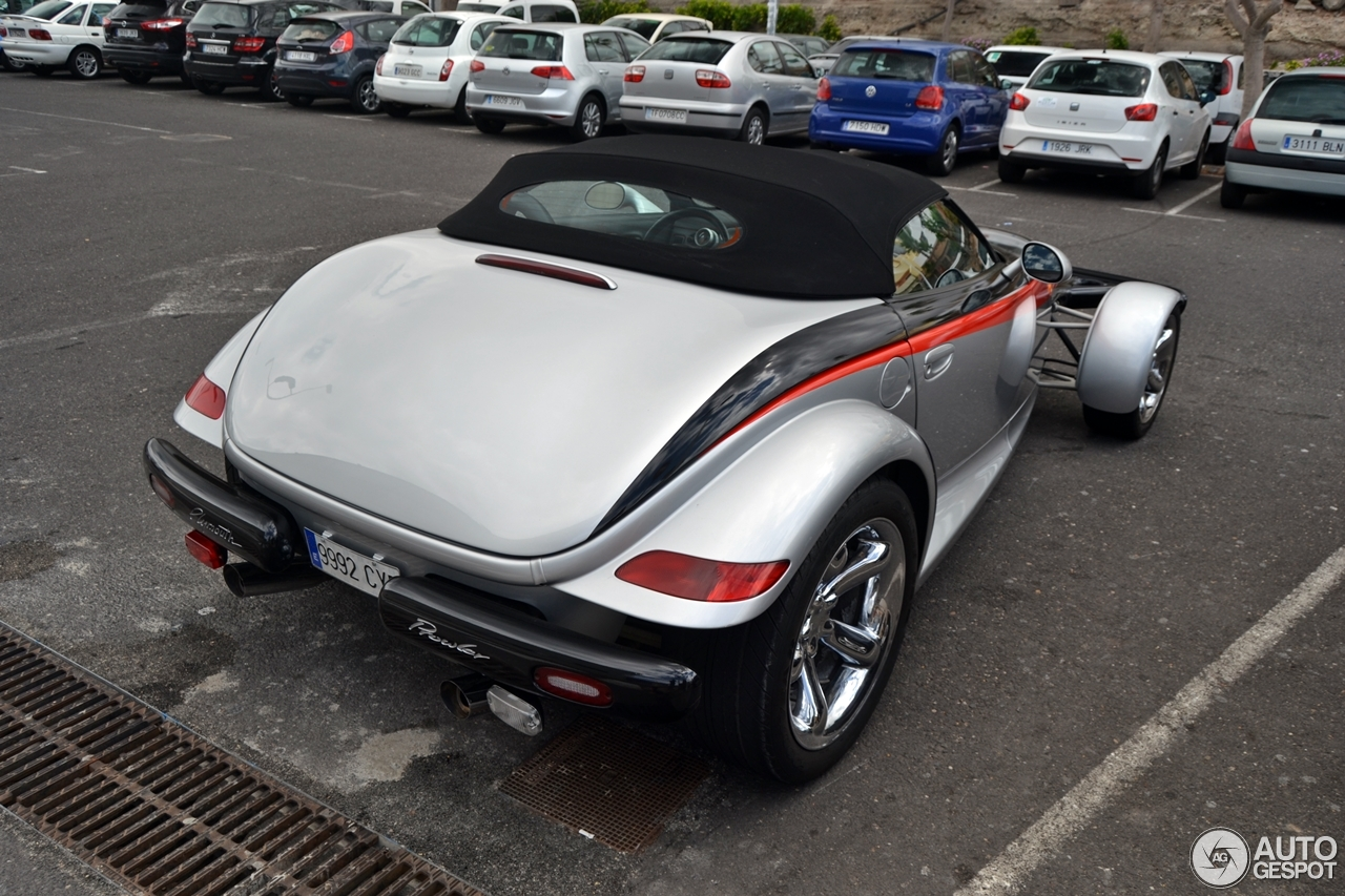 Plymouth prowler photo - 7