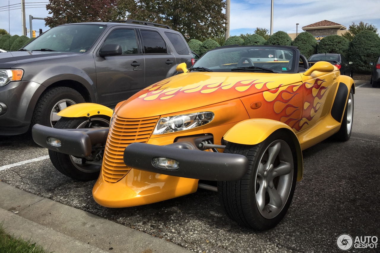 Plymouth prowler photo - 8