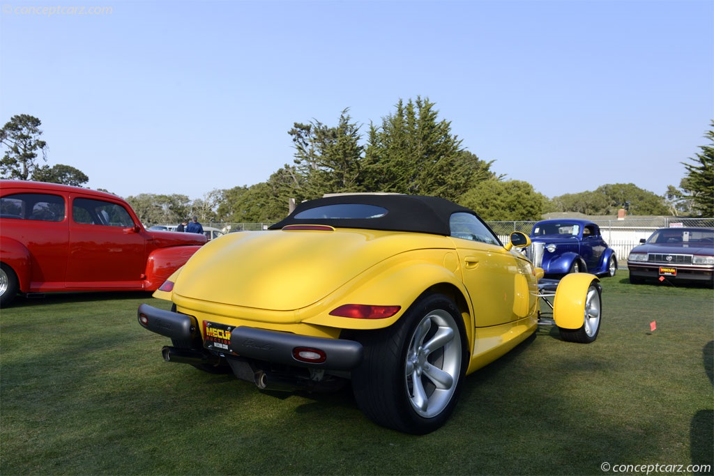 Plymouth prowler photo - 9