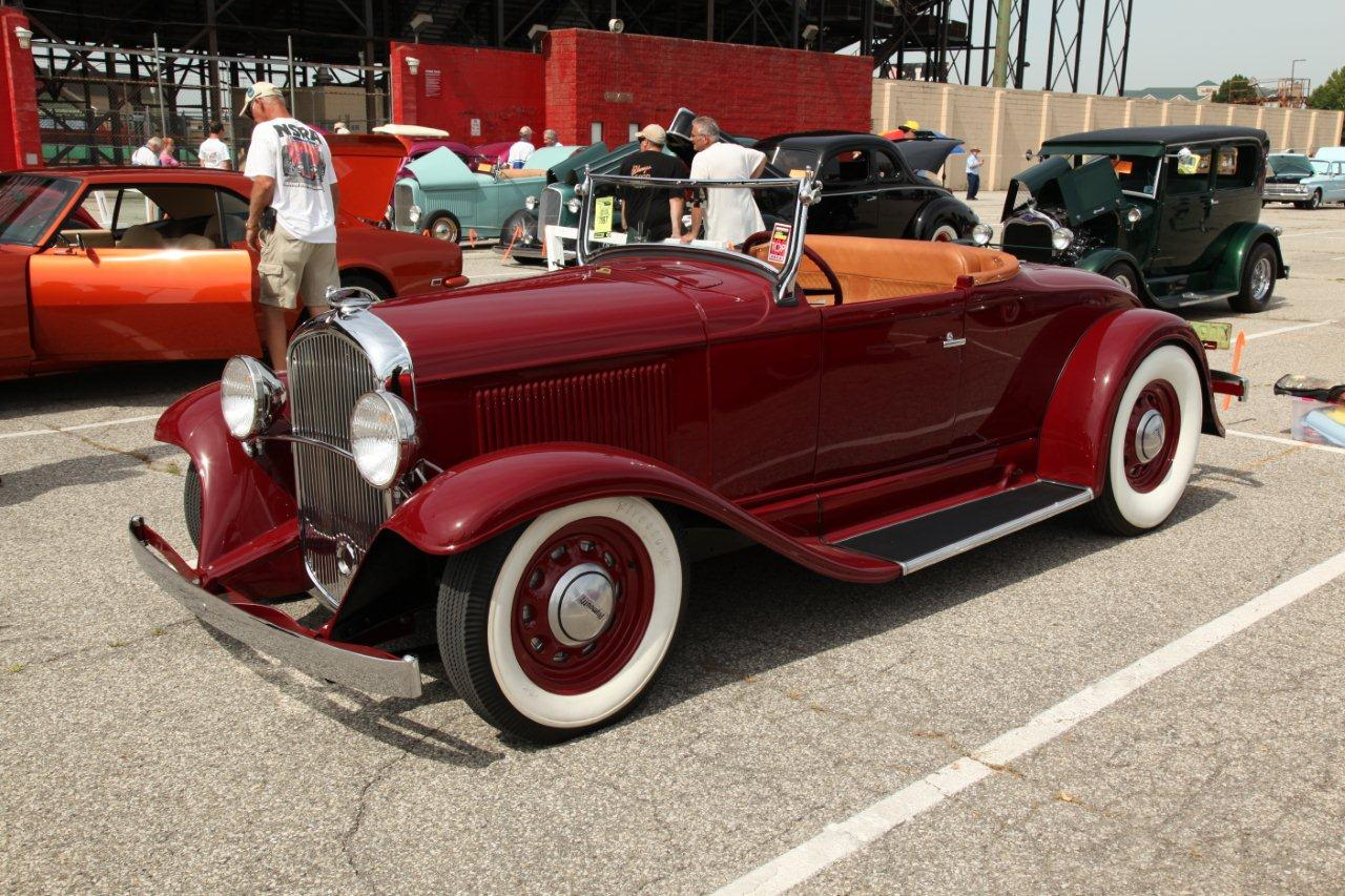 Plymouth roadster photo - 4
