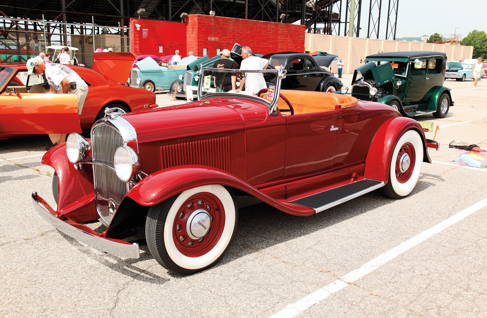 Plymouth roadster photo - 6