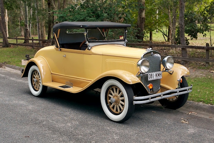 Plymouth roadster photo - 8
