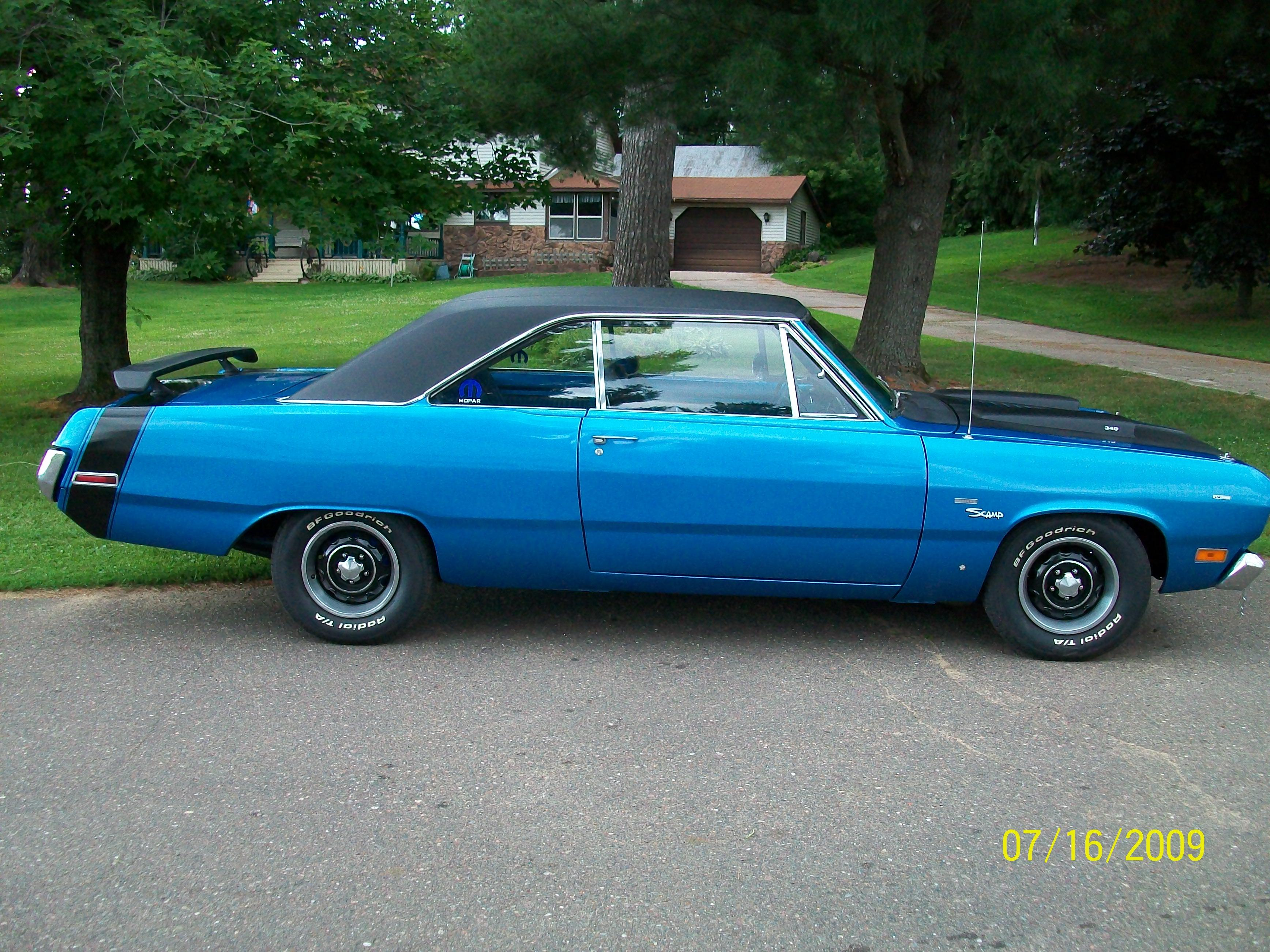 Plymouth scamp photo - 10