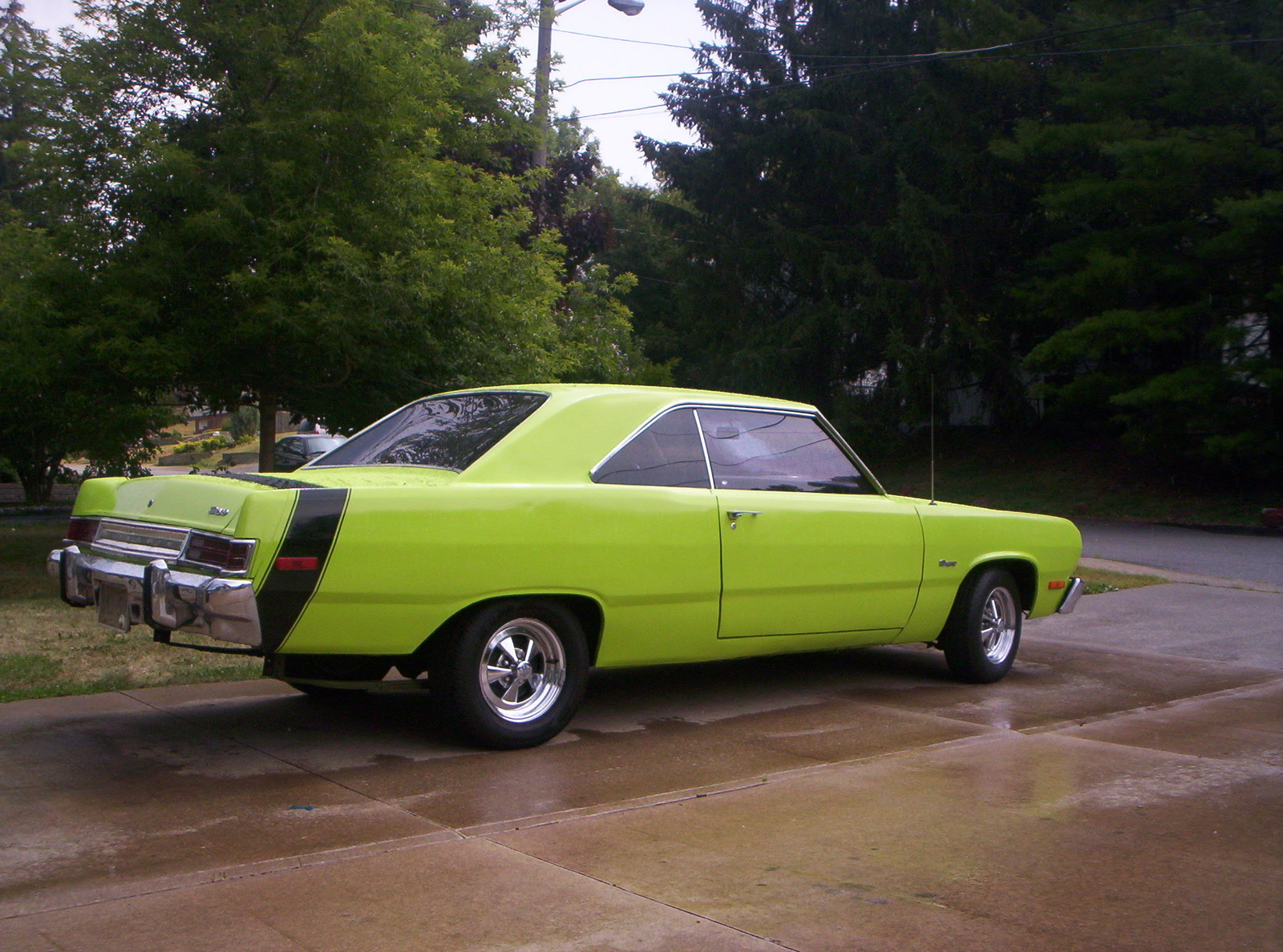 Plymouth scamp photo - 3