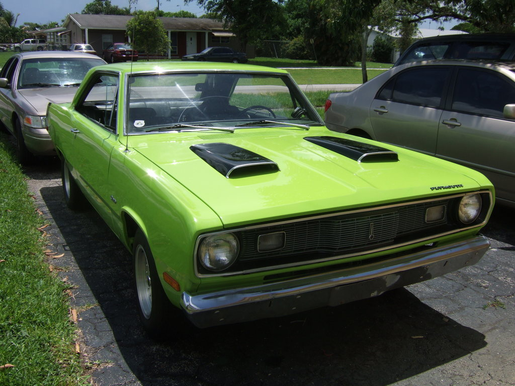 Plymouth scamp photo - 6