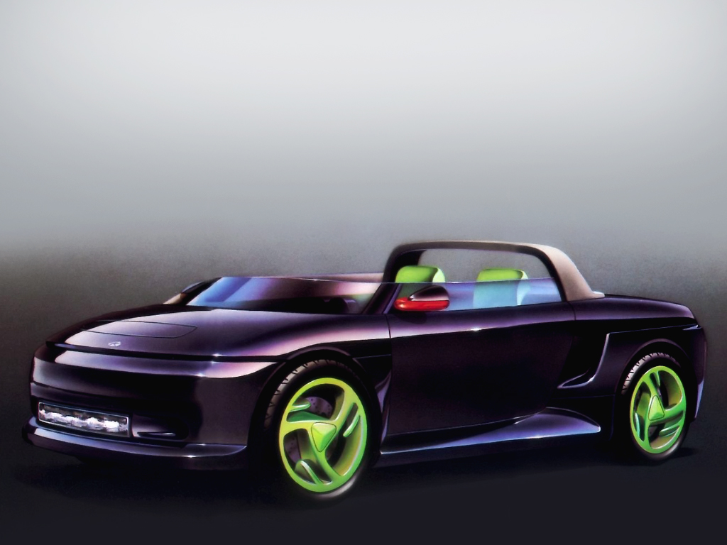 Plymouth speedster photo - 1