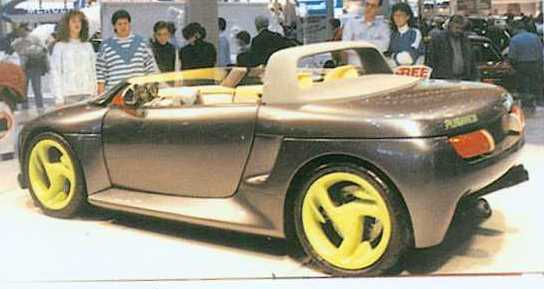 Plymouth speedster photo - 10